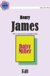Daisy Miller_frontcover