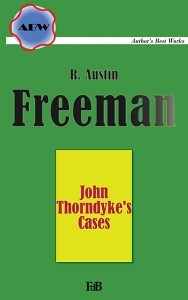 John Thorndyke's Cases_frontcover