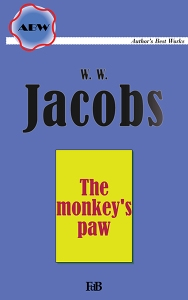 The monkey's paw_frontcover